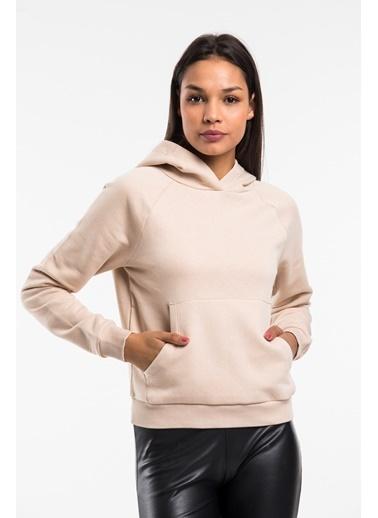 Take7 Sweatshirt Bej